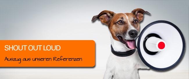 Referenzen - Internetagentur – Werbeagentur – Webagentur in Ravensburg am Bodensee