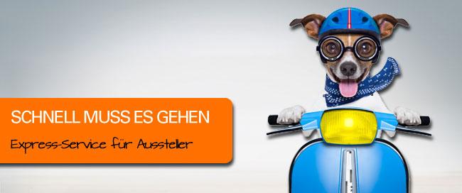 Messe-Service Friedrichshafen - Internetagentur / Werbeagentur / Webagentur BOS Medien