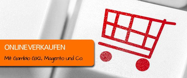 eCommerce – Onlineshops - Internetagentur – Werbeagentur – Webagentur am Bodensee in Salem