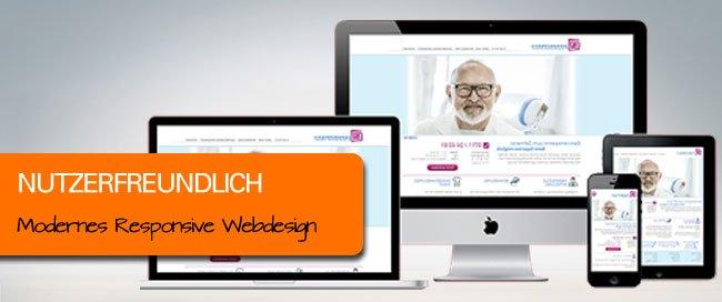 Internetseiten - Internetagentur – Werbeagentur – Webagentur am Bodensee in Salem